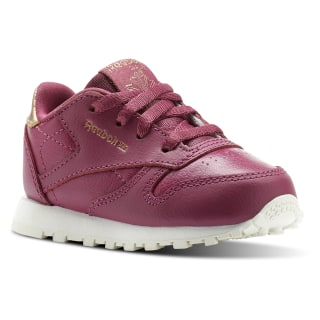 Zapatillas CLASSIC LEATHER Rm-Twisted Berry / Chalk CN5568