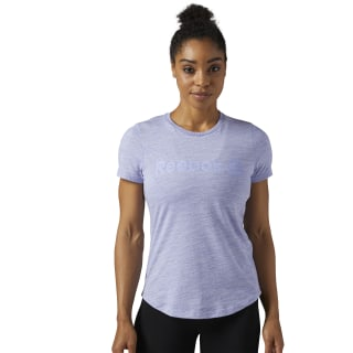 Elements Logo Marble Tee Lilac BS4031