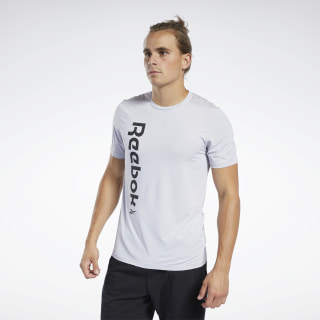 Playera Workout Ready ACTIVCHILL Sterling Grey FK6174