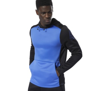Training Spacer Hoodie Crushed Cobalt DU3979