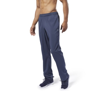 Pantaloni Training Essentials Woven Heritage Navy DY7783