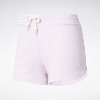 Training Essentials Shorts Pixel Pink FJ2736