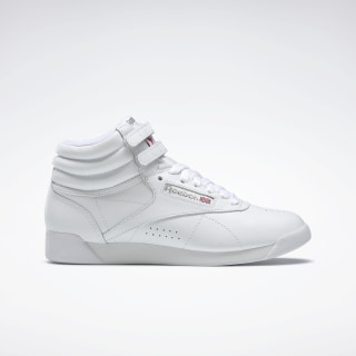 Freestyle Hi Intense White / Silver 2431