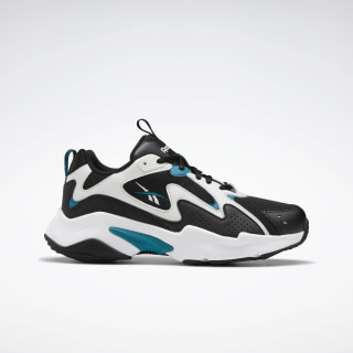 Reebok Royal Turbo Impulse 2.0 Shoes Black / White / Seaport Teal FV2789