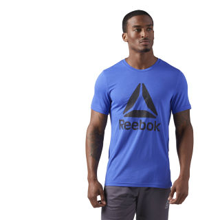 Camiseta Workout Ready Supremium 2.0 Acid Blue CE3846