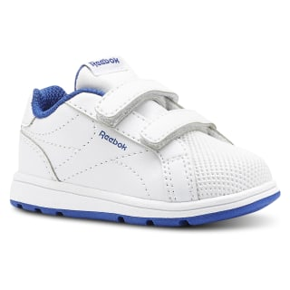 REEBOK ROYAL COMPLETE CLEAN White / Collegiate Royal CN4825