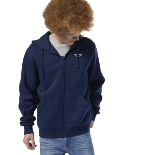 Classics Fleece Sweatshirt Collegiate Navy EC4544