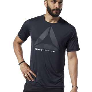 One Series Training ACTIVCHILL Move Tee Black EC1014