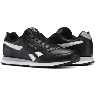 Reebok Royal Glide LX Black / White / Baseball Grey BS8198