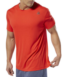 Camiseta WOR Tech Canton Red DP6162