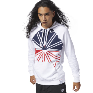 Reebok Classics Starcrest Hoodie White DH2047