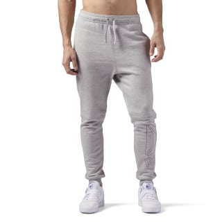 Big Logo Pant Medium Grey Heather CD5505