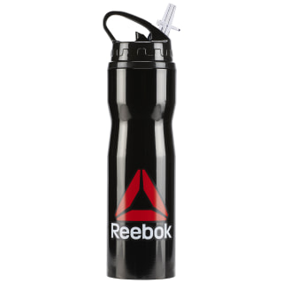 Metal Water Bottle - 750ml Black BP8844