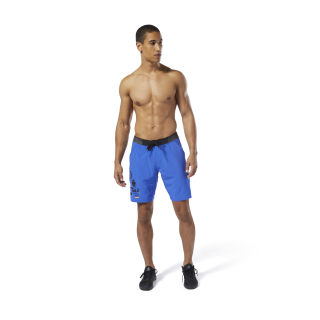 Training Epic Lightweight Shorts Crushed Cobalt DU3987