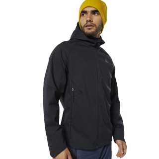 Куртка Outdoor Soft Shell black DX2413