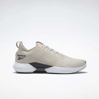 Reebok Interrupted Sole Shoes Stucco / White / Black EH2782