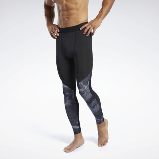 Speedwick Compression Tights Black FJ4627