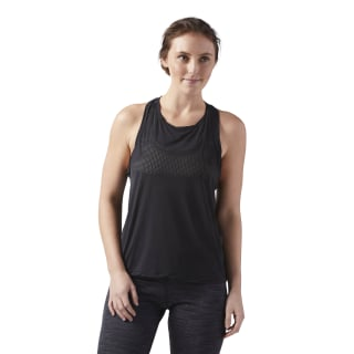 Perforated Speedwick Tanktop Black CG1071