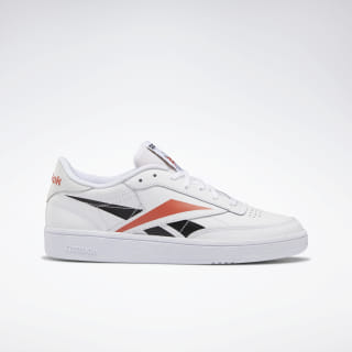 Кроссовки Reebok Club C 85 white/black/rosette EG1455