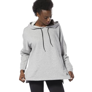WOR Commercial Coverup Hoodie Medium Grey Heather DU4732