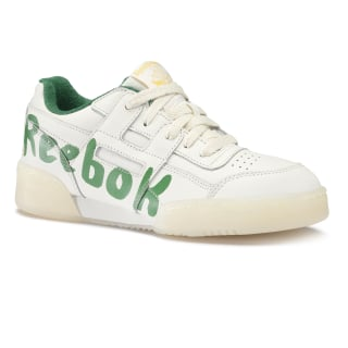 Workout Plus Tao Graphic White / Green / Washed Yellow CN7816