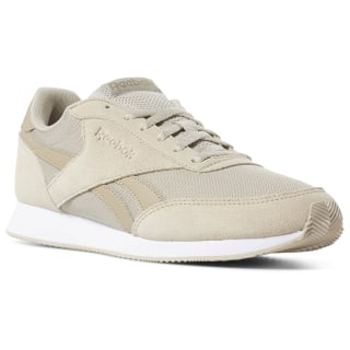 Reebok Royal Clean Jogger Light Sand / Sand Beige / White CN7381