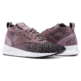 Zoku Runner UltraKnit Fade Pink / Black / White / Silver BS6399