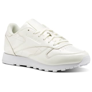 Classic Leather Patent White CN0770