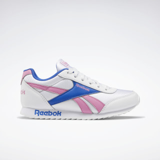 Reebok Royal Classic Jogger 2.0 White / Posh Pink / Humble Blue EF3388