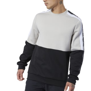Sudadera de cuello redondo Meet You There Sand Stone DY7763