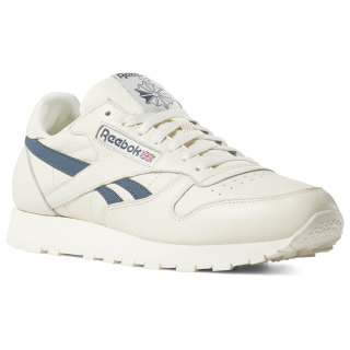 Classic Leather Classic White / Blue Hills DV7031