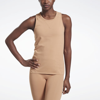 VB Performance Tank Top Vb Beige Stone GG1322