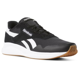 Tênis U Reebok Royal Ultr Edge black / white / gum CN7387