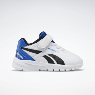 Reebok Rush Runner 2.0 Shoes White / Humble Blue / Black EH0645