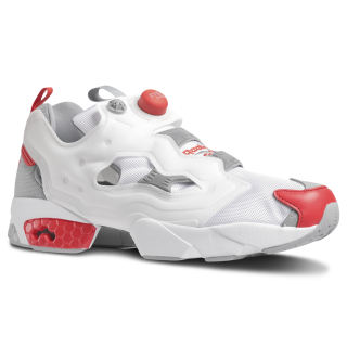 Кроссовки Instapump Fury OG TEAM WHITE/B. GREY/C. RED DV8293