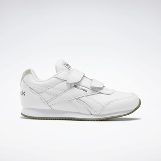 Reebok Royal Classic Jogger 2.0 Shoes White / Army Green / None EH0938