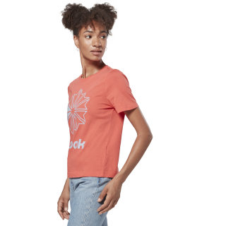 Camiseta Classics Big Logo Graphic Rosette / Denim Dust EC3758