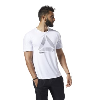 One Series Training ACTIVCHILL Move Tee White EC1015