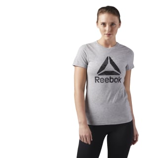 Workout Ready Graphic Tee Medium Grey Heather CE4488