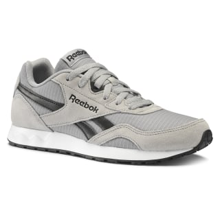 Reebok Royal Connect Tin Grey / Black / White CN3097