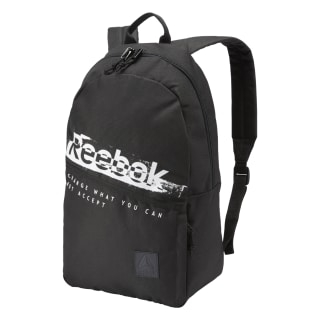Style Foundation Follow Graphic Backpack Black CZ9752