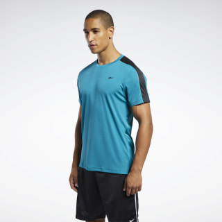 T-shirt technique Workout Ready Seaport Teal FK6186