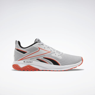 Liquifect Sport Men's Running Shoes Pure Grey 2 / Black / Vivid Orange FV2525