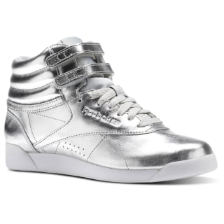 Freestyle Hi Metallic Silver Metallic/Steel/White BS9944