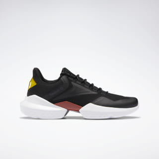 Scarpe Reebok Split Fuel Black / Red / Grey / Yellow DV7014