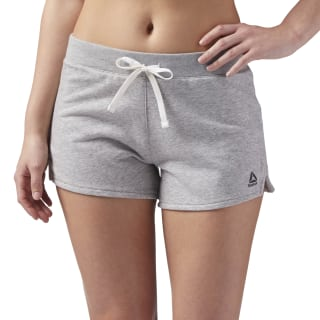Elements Simple Shorts Medium Grey Heather CE0156