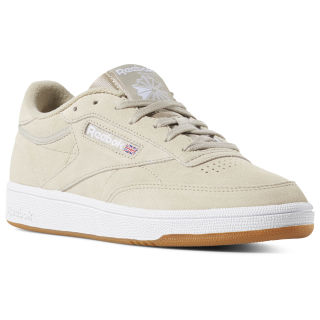 Club C 85 Light Sand / White / Gum DV3705