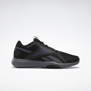 Reebok Flexagon Force 2.0 Extra-Wide Shoes Black / Alloy / Pewter EH0176
