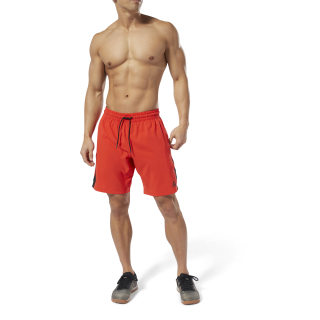WOR Woven Shorts Canton Red DU2176
