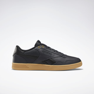 Reebok Royal Techque T LX Shoes Cold Grey / Black / Gum DV6695